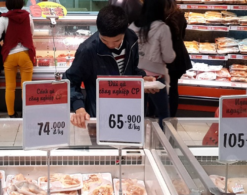 us accused of flooding vn stores with cheap chicken