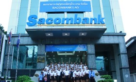 sacombank opens subsidiary in laos