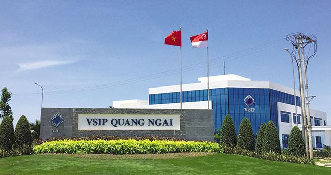 Singaporean firms set sights on local market