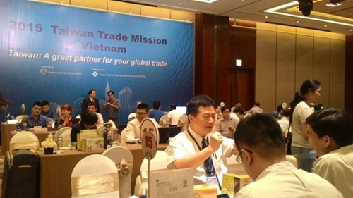 Taiwanese firms flock to Viet Nam