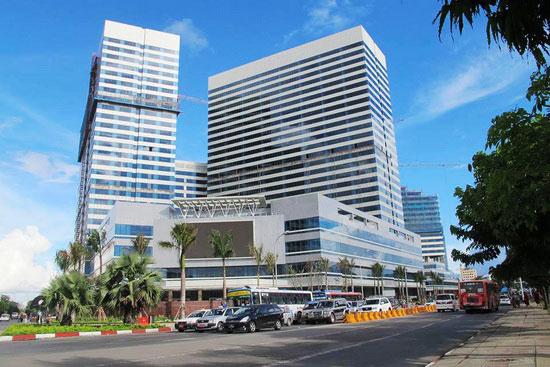Myanmar fertile but contested soil for vietnamese for Design hotel yangon