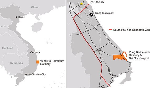 unclear future for vung ro refinery