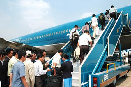 vietnam airlines plans direct flights to us