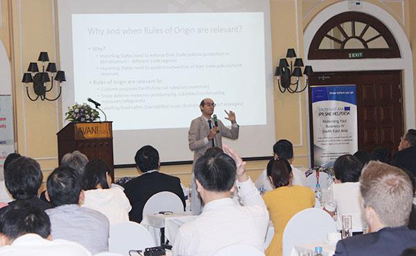 eurocham seminar outlines evfta implications