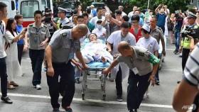 Nearly 60,000 evacuated after China quake kills 19