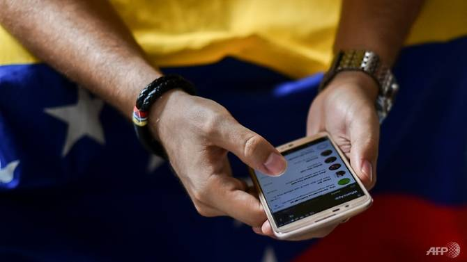 cyberattack leaves millions without mobile phone service in venezuela