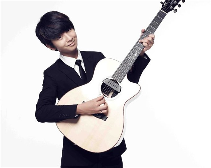 Korean guitarist to perform in VN