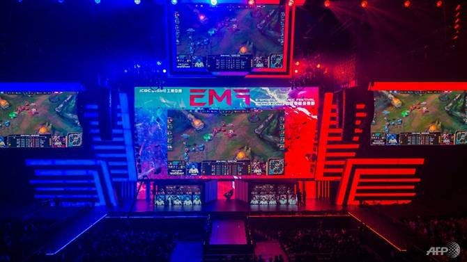 e sports could be olympic medal sport in 2024 games