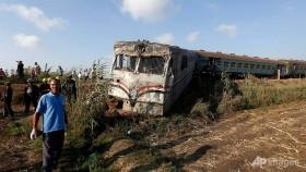 Egypt train collision kills at least 37: Ministry