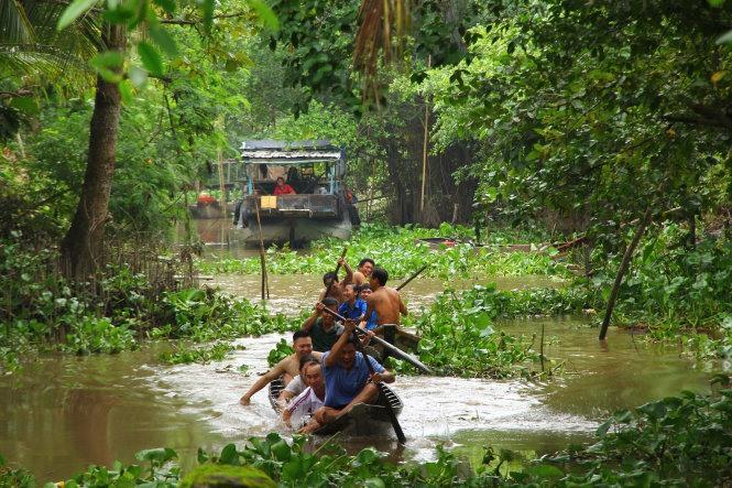 con son islet promotes community tourism