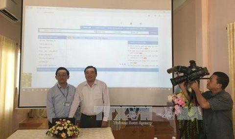 Tra Vinh province launches e-commerce website