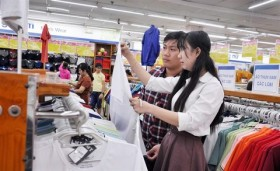 HCM City's annual retail promotion month gets bigger