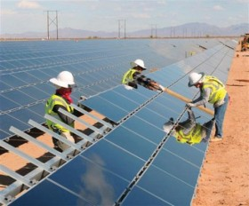 Indian group proposes to build solar power in Binh Phuoc
