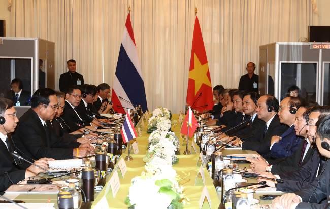 Vietnam, Thailand issue Joint Press Statement