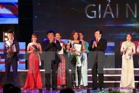 Philippine singer wins ASEAN+3 singing contest