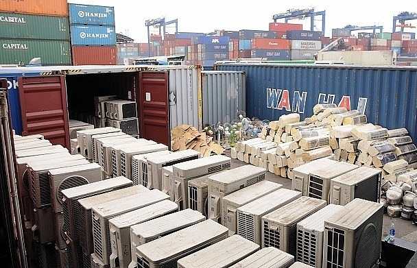 vietnam to restrict import of scrap