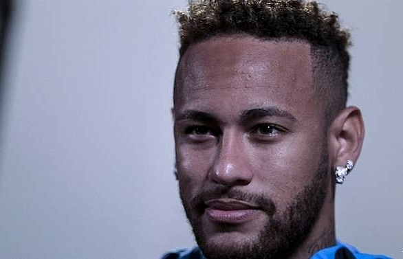 neymar rejoins psg on china tour