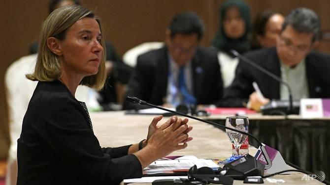 asean eu close ranks in face of trade war threat