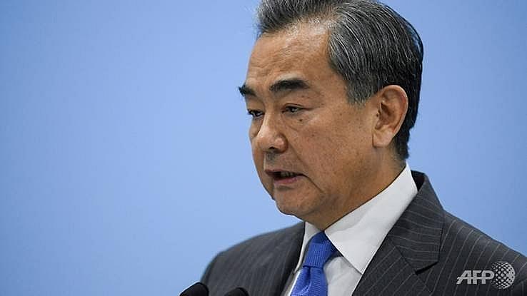 chinas wang says response to us trade measures justified