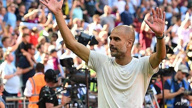 we can get even better guardiola warns citys rivals