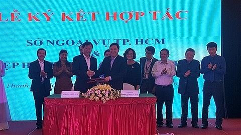 hcm city pledges business support