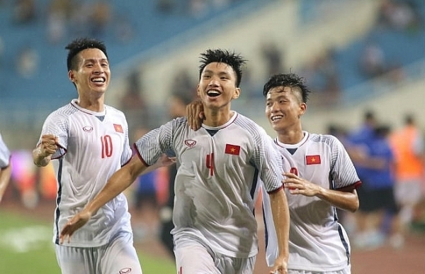 Vietnam's U23s ride to glory                                1