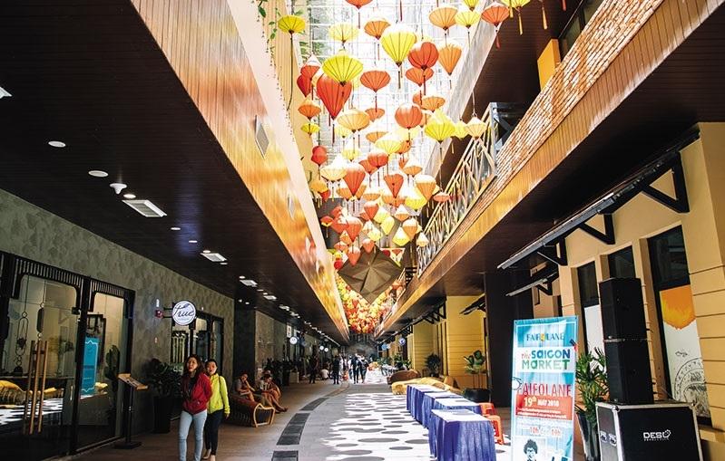 singaporean standards boost capitalands profile in vietnam