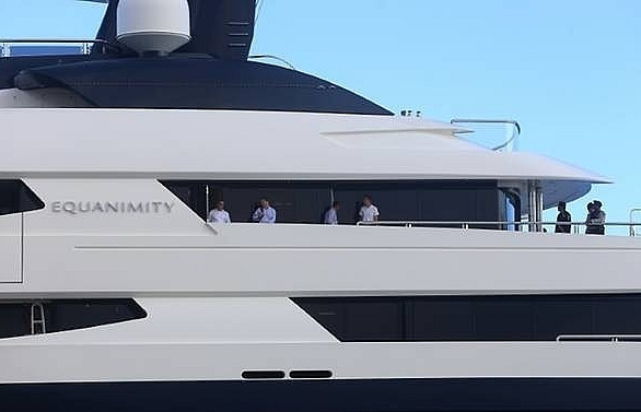 yacht in 1mdb scandal returned to malaysia pm mahathir