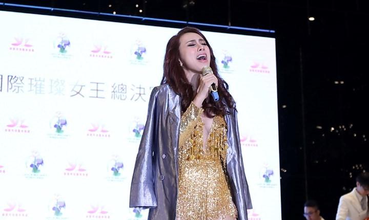 vietnams lan trinh wins talent award at lady of brilliancy intl 2018