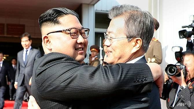 north korea says us risking security ahead of planned koreas summit