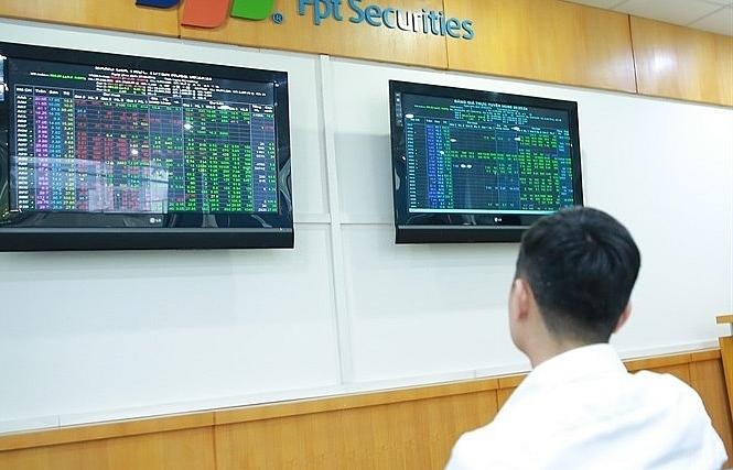 profit taking drags stocks down