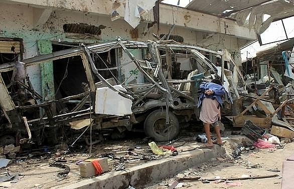un calls for credible investigation of yemen bus attack