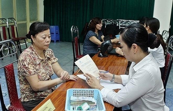 draft decree on spending 34m for 91000 retired female employees