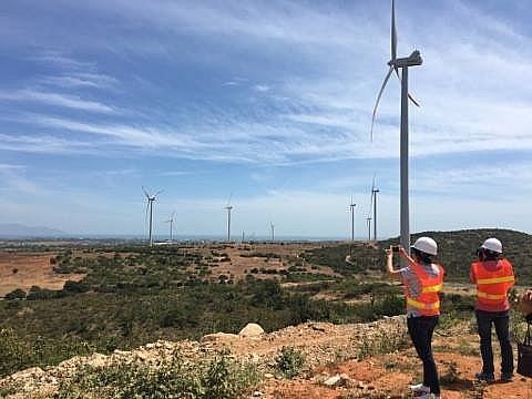 tra vinh to get a fourth wind power plant