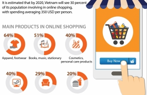 vietnamese consumers demand for online shopping