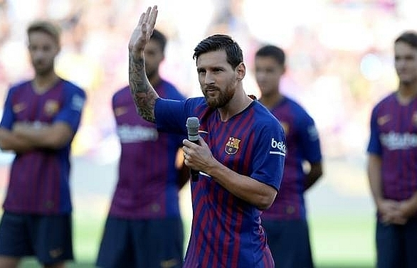 champions league the dream for barca says messi