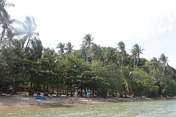 ba hon dam islands a pristine experience