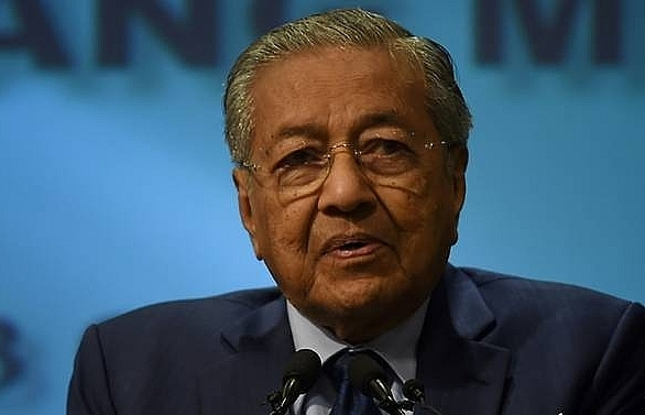 malaysian pm heading to china with mega projects in focus