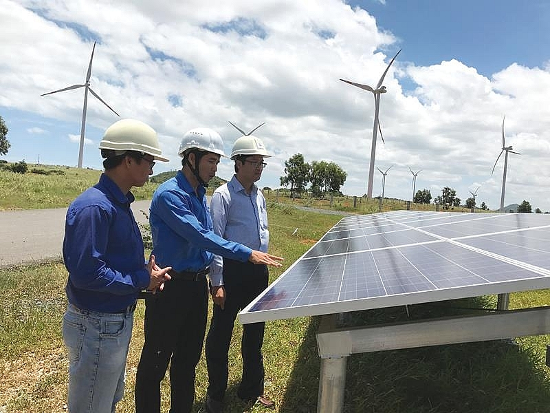 renewables lag behind the potential