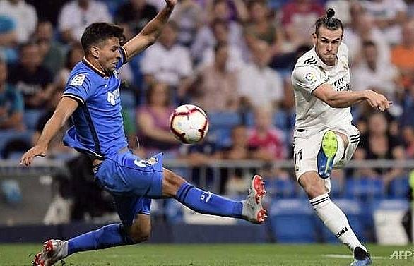 real madrid begin la liga campaign with victory