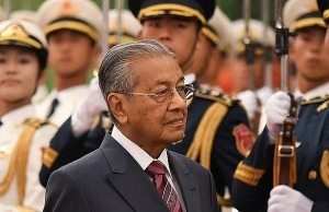 malaysia pm mahathir calls for chinas help with fiscal problems