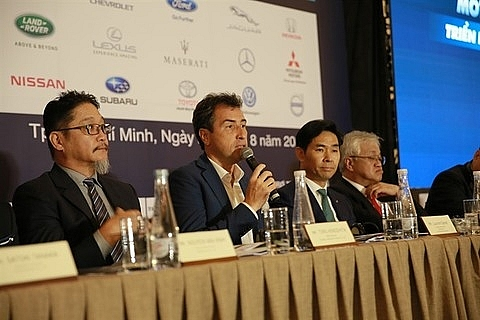 hcm city to host vietnam motor show