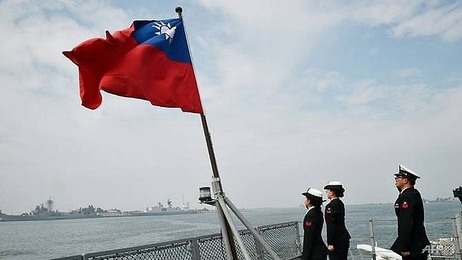 taiwan says china out of control as it loses el salvador to beijing