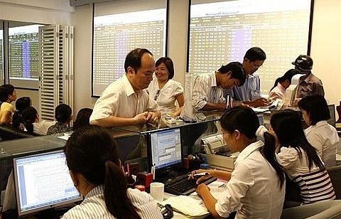 vn stocks rally on global developments