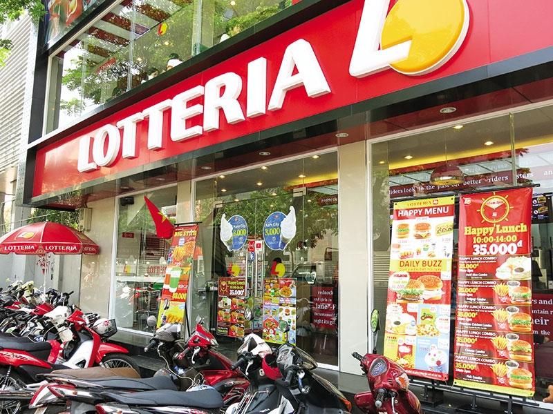 locals ignore fast food losses