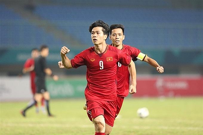 vietnam beat bahrain to enter first ever asiad quarter final