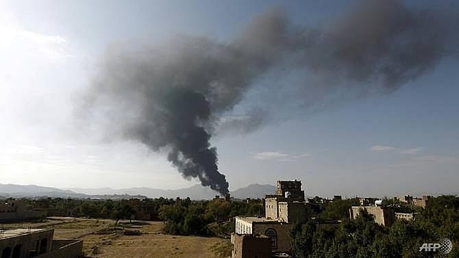22 children killed by air strike in yemen un