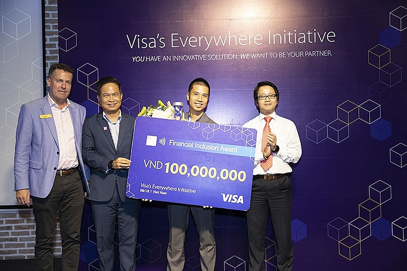 visa gives local startups a boost