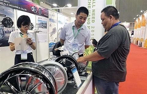 hcm city hosts medical expo zhejiang export fair