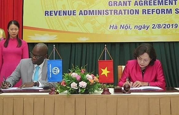 wb japan help vietnam improve taxation management